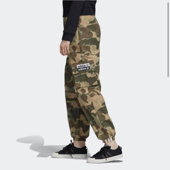 adidas pants camo